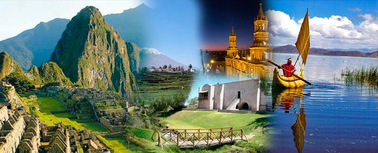 Gu a tur stica de per principales destinos atractivos de for Oficina de turismo de merida